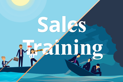 Traditional vs. Modern Sales Training [INFOGRAPHIC]