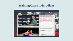 Brandlive for Training: adidas